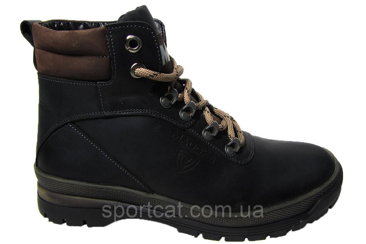 Мужские ботинки Madoks турецкая кожа