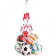 Сетка для транспортировки мячей (для 10 мячей)