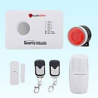 Охранная сигнализация GSM 10C PRO+WTM  PoliceCam с встроенным радиомодулем НОВИНКА