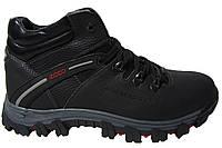 Мужские ботинки Ecco натуральная кожа, мех Р. 43 45
