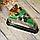 Треугольная  коробочка с прозрачной крышкой из пищевого пластика, фото 3