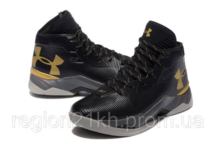 Баскетбольные кроссовки Under Armour Curry 2.5 Graphite