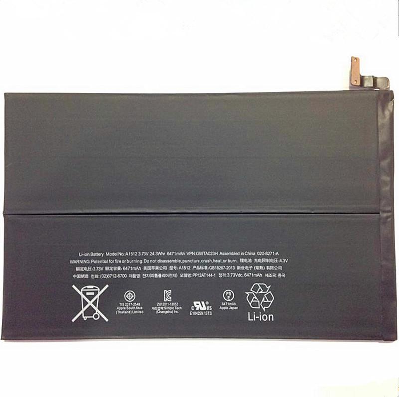 Apple iPad Mini 2 Retina, iPad Mini 3 Retina Батарея для планшетов
