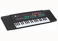 Детский синтезатор 3738, с микрофоном, запись звука, пианино