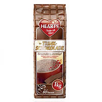 Шоколадный напиток Hearts Trink Schokolade, 1кг.