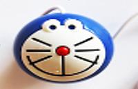 Колонка для телефонов, планшетов, ноутбуков с аккум. на присосках в виде котика PS Cat