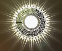 Точечный светильник Feron 7312В с LED подсветкой