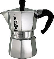 Кофеварка гейзерная Bialetti Moka express, на 3 чашки