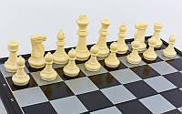 Шахматы, шашки, нарды магнитные Дорожные 25 х 25 см
