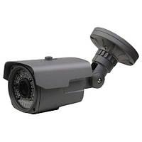IP камера Longse LIG40X, Black, 3Mp, IMX238, 1920×1080, H.264/JPEG/AVI, f=2.8-12 мм, ИК-подсветка до