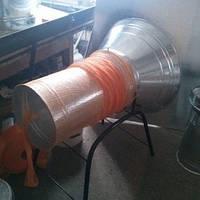 Упаковочная сетка для ёлок и сосен 32см 500м
