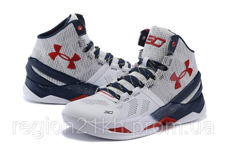 Баскетбольные кроссовки Under Armour Curry 2 USA