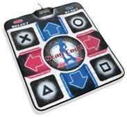 Танцевальный музыкальный коврик X-treme Dance Pad Platinum (для ПК), Коврик для танца DANCE MAT, MH 39