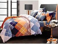 Комплект постельного белья Евро Love You 200Х220 Сатин-лайт TL 16360