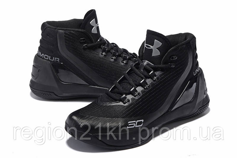 Баскетбольные кроссовки Under Armour Curry 3 The Professional