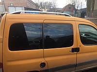Peugeot Partner 1996-2008 Рейлинги Skyport серый мат