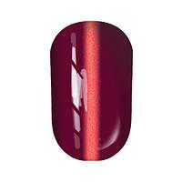 Гель-лак My Nail System № 224 фиолетовый темный с розовыми микроблеском , 9мл