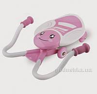 Каталка Ecoline Motor Розовый