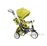 Трехколесный велосипед Azimut Crosser Modi Салатовый T 500 AL салатовый