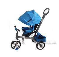 Трехколесный велосипед Turbo Trike M 3112-1 Синий