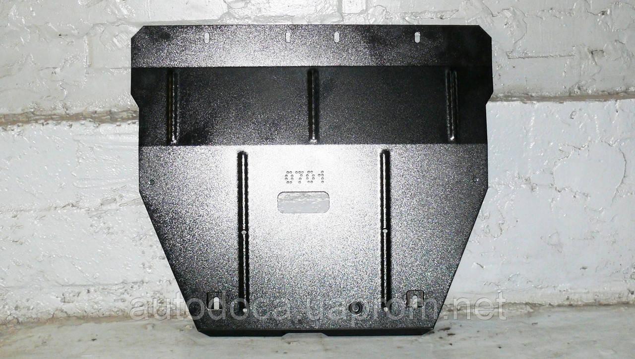 Защита картера двигателя и кпп Ford Ka  2008-