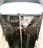 Защита картера двигателя и кпп Ford Ka  2008-, фото 3
