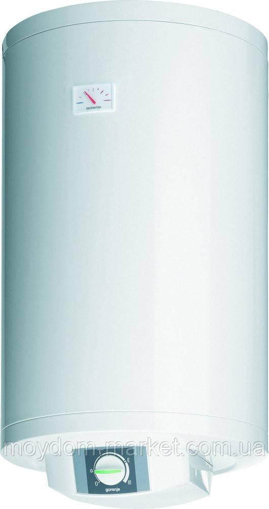 Бойлер GORENJE GBFU80E/V9 cухий тен, 80л; 2кВт, 32кг, вертик. /249606