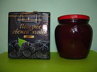 Ежевичная паста (550г).