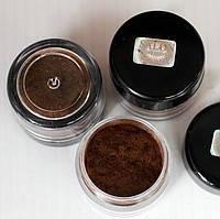 Оксамит(кашемір) Salon для дизайну нігтів КОРИЧНЕВИЙ