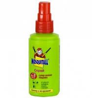 Mosquitall Спрей от комаров Супер актив защита 75