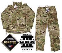 Комплект куртка + штаны от дождя Gen III Level 6 Gore-Tex PACLITE - Multicam (складского хранения)