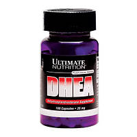 DHEA 25 mg (100 капс.) Ultimate Nutrition