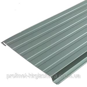Сайдинг металлический вертикальный