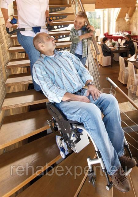 Ступенькоход подъемник лестничный AAT S-MAX Stairclimber Chair