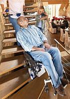 Ступенькоход подъемник лестничный AAT S-MAX Stairclimber Chair, фото 1