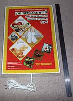 Универсальный согревательный коврик для молодняка птицы, мелких домашних животных, рассады