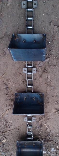 Изготовление (производство) ковшей для цепных норий