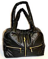 Молодежная женская сумка пуховик LS(P93)-1117, фото 1