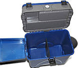 Ящик для зимової риболовлі fishing max, фото 2