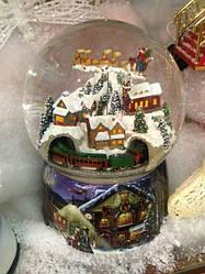 Элитный подарок снежный шар ручной работы Германия купить в Харькове