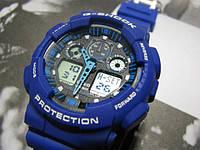 Часы наручные мужские CASIO G-SHOCK GA-100 1A4D