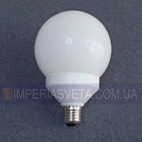 Энергосберегающая лампа Iskra шар LUX-314222