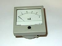 Миллиамперметр измерительная головка М42101
