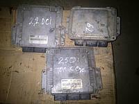 Блок управления двигателем Рено Мастер 1,9 - 2,2 - 2,5 (Renault Master)