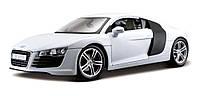 MAISTO Автомодель (1:18) Audi белый, фото 1