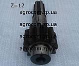 Шестірня ведуча Т-40, Д-144 z=12 (Т25-2407052-Б), фото 2
