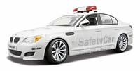 MAISTO Автомодель (1:18) BMW M5 Safety Car белый