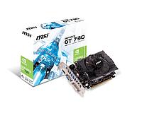 MSI GeForce ® GT 730 4GB