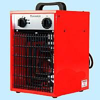 Теплова електрична гармата GRUNHELM GPH3 (3 кВт)