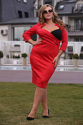 Женские платья больших размеров